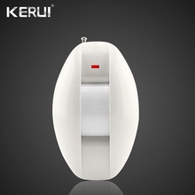 Buy KERUI Wireless Pir Detector Curtain Infrared 433MHz Wireless GSM PSTN Wifi Home Security Alarm System KERUI G18 G19 W1 W2 for $13.99 in AliExpress store