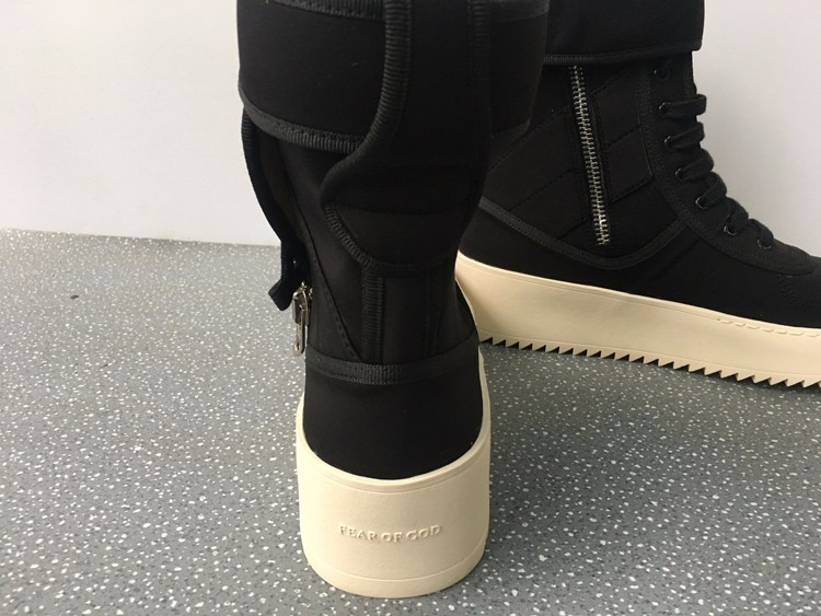 Fear Of God Military Boots Justin Bieber Boots FOG Shoes Top Quality Genuine  Leather Boot Men. IMG 3898. IMG 3899. IMG 3901 f828ca15f203
