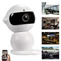 Wireless P2P Multi use Car Recorder Robot Mini DVR Smart Home Security HD WIFI IP Camera