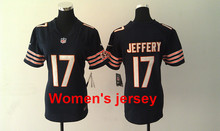 Women ladies Chicago Bears 13 Kevin White 17 Alshon Jeffery 89 Mike Ditka 34 Walter Payton 22 Matt Forte,camouflage(China (Mainland))
