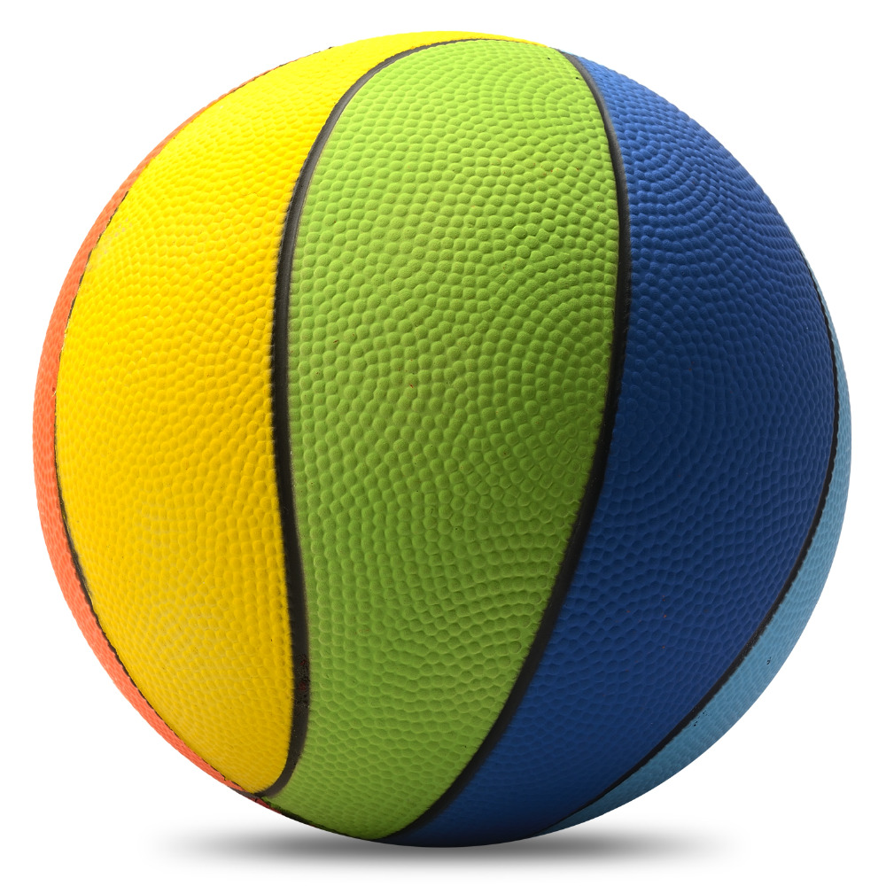 Basketball for Children Training Freeshipping New Style Basketball PU Material Outdoor Basketball Soft Wear-resistant Basketball(China (Mainland))