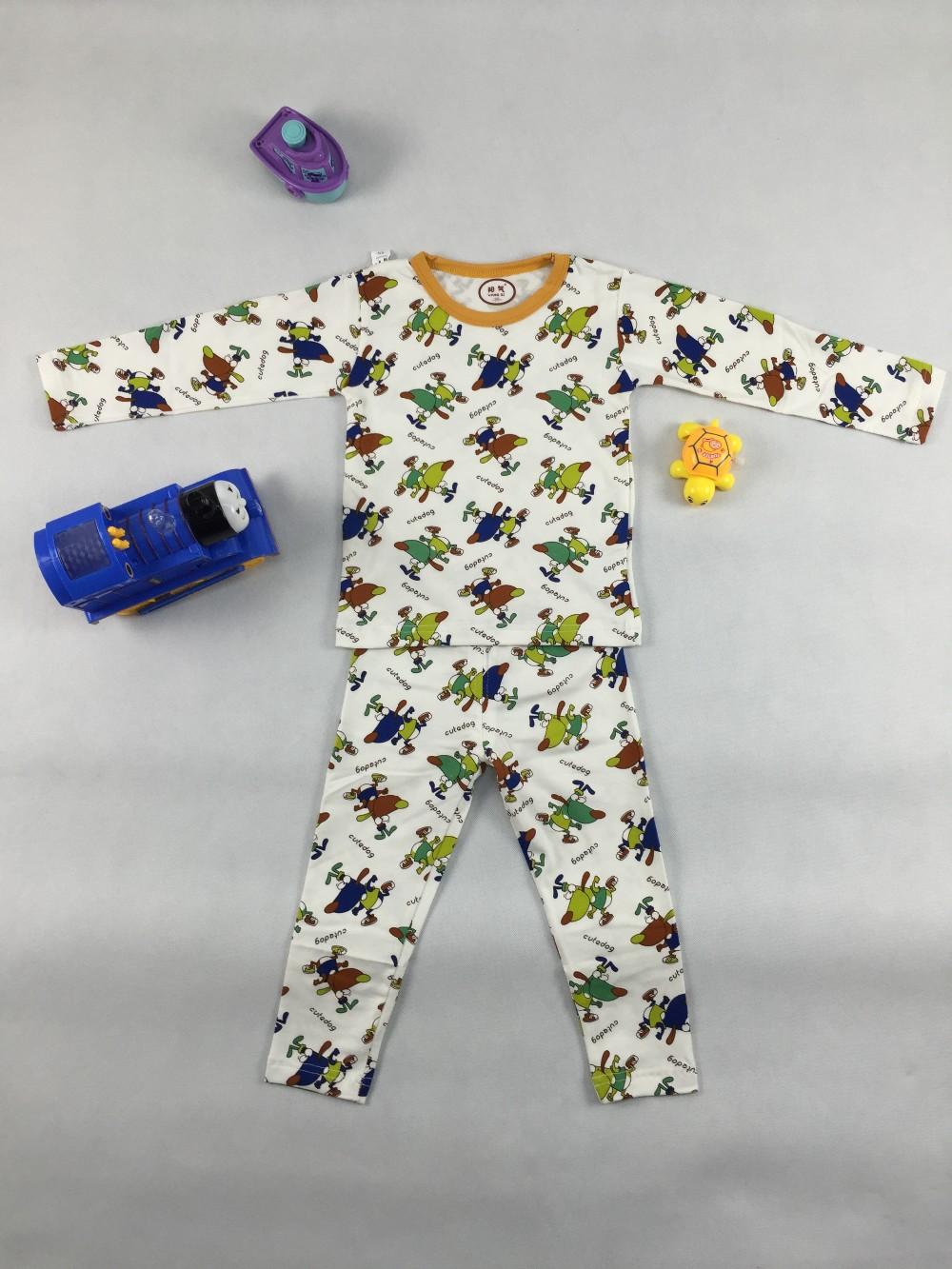 Kids Pijamas Sleepwear Boys Pyjamas Kids Pajamas Sets 2-10T Kids Clothes Nightwear Homewear Toddler Clothes Garcon Suits