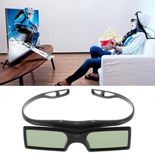 2015 New Bluetooth 3D Shutter Active Glasses  for 3D for Samsung for LG TV HDTV Blue-ray Player Newest(China (Mainland))