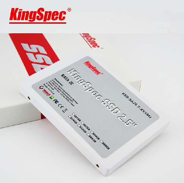 ACJC2M064S25 Factory Sale 2.5'' 64GB Solid State SSD Harddisk Hard Drive KingSpec SSD SATA3 for Queueing machine Free Shipping(China (Mainland))