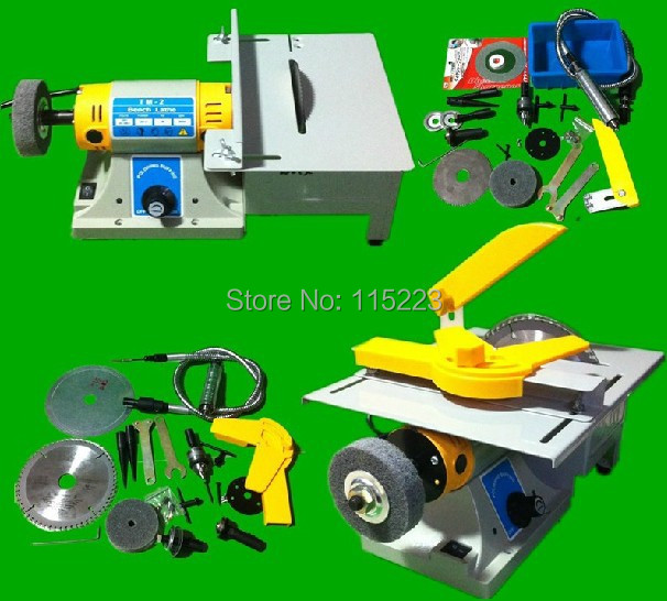 DIY Mini Grinding Cutting Machine Multi-function Desktop Jewelry Engraving Machine Micro Drill Grinder For 350W 26000R/Min(China (Mainland))