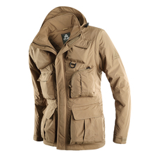 2017 Spring Autumn Split Short Windproof Light Jackets Men Jacket Casual Folded Hoodie Windbreaker Fashion Coat Lapel Zip Up(China (Mainland))