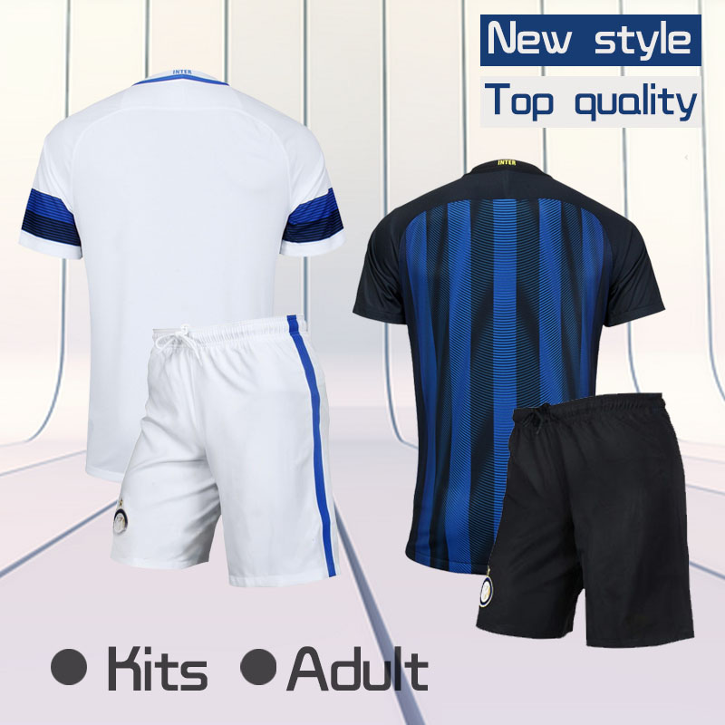 2016 2017Serie A soccer jersey kits International football shirt You can customize any name and number Factory price of the sale(China (Mainland))