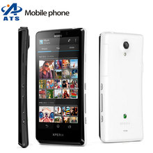 LT30P Original Sony Xperia T LT30P Mobile Phone 4.6''Touch screen Dual-core 1.5GHz 16GB 13MP 3G GPS WiFi Android(China (Mainland))