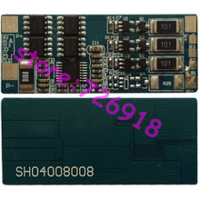 Protection Circuit Module 3S 12.6V 8A BMS PCM PCB Battery Protection Board For 11.1V Li-ion lipo Battery Pack SH04008008-LB3S8A(China (Mainland))