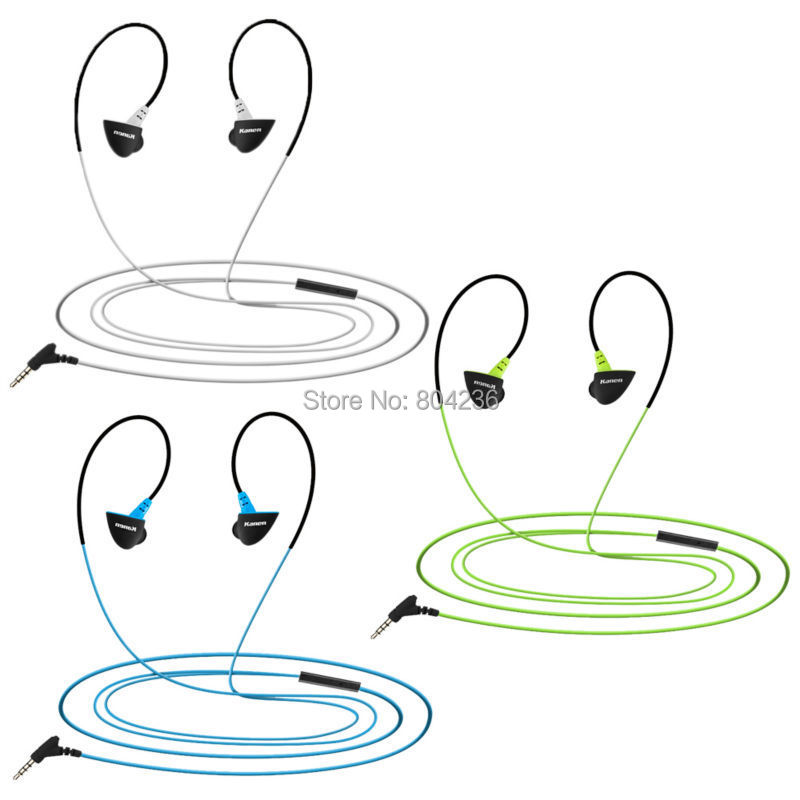 kanen S30 Boys Girls font b Kids b font Children Stereo In Ear Sport Earbuds Running