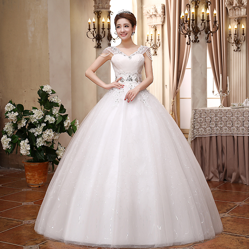 Princess Wedding Ball Gowns