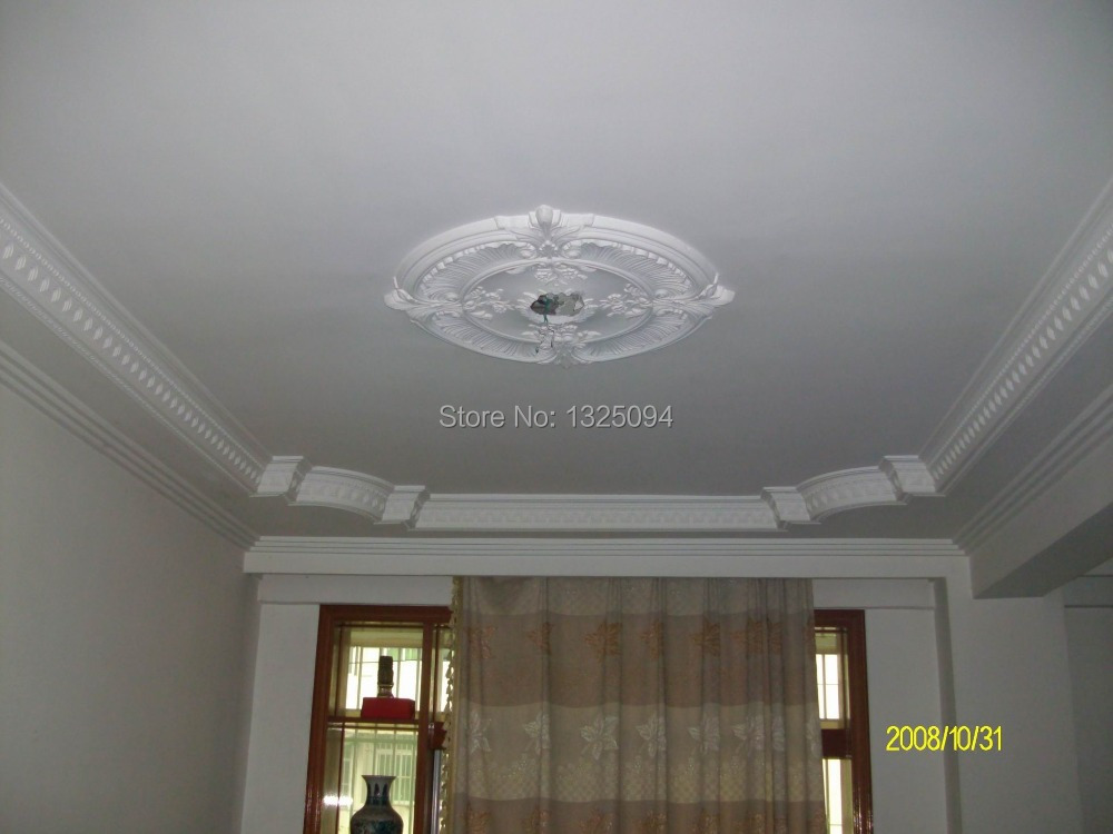 China factory high quality gypsum cornice high quality for Plaster ceiling design price