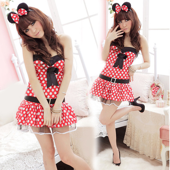 Minnie Mouse Costume Cheap Minnie Mouse Costume Women