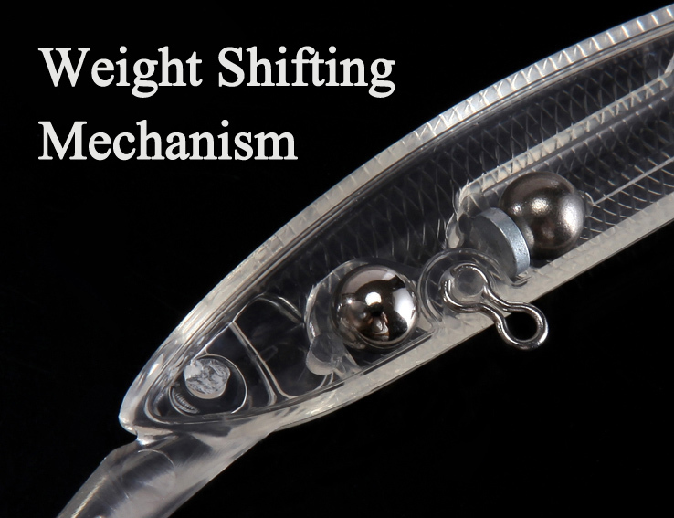weight shifting mechanism