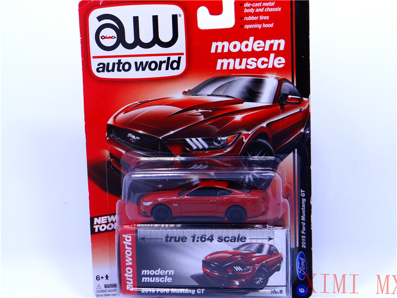 WORLD AUTO an apprentice MUSTANG GT 2015FORD<br><br>Aliexpress
