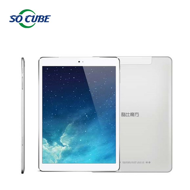 Cube Talk 9X U65gt Talk9X 3G планшет 9.7 дюймов сетчатки OGS экран Octa ядро MT8392 2048 * 1536 2 ГБ 16 ГБ Android4.4 GPS 10000 мАч