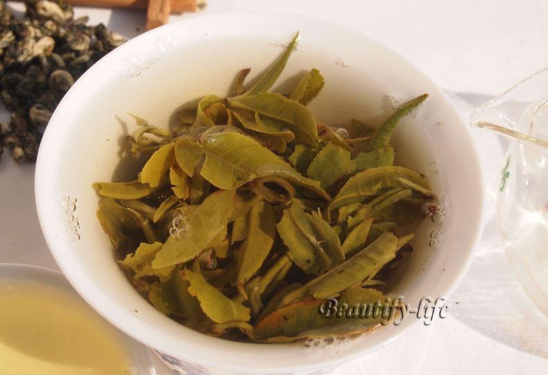 Good quality 100g BiluoChun Green Tea Jiangsu Green Snail Spring Zip bag package Pilochun Tea Promotion