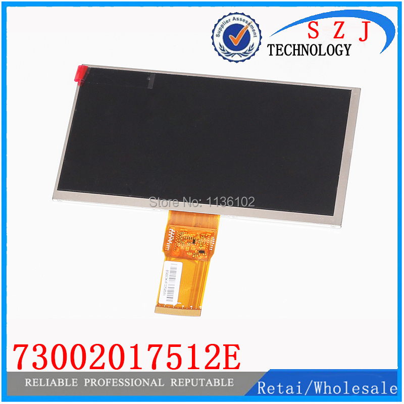 "New 7"" inch IPS inner LCD screen display panel WTC07010G06-21 73002017512E For Ainol NUMY 3G AX2 Tablet pc Free shipping(China (Mainland))"