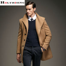 New Arrive Autumn Winter Fashion Casual Men Coats Long Wool Jackets Men's Parka Outdoors Coat Windbreaker Hot Explosion(China (Mainland))
