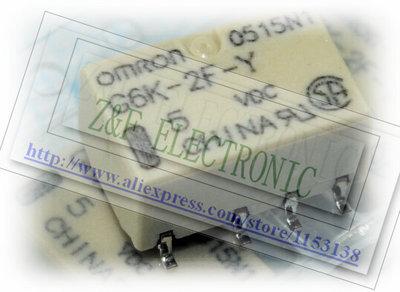 Omron G6K-2F-Y-5V G6K-2F-Y-DC5V G6K-2F-Y 5VDC 10 шт. / много  цены