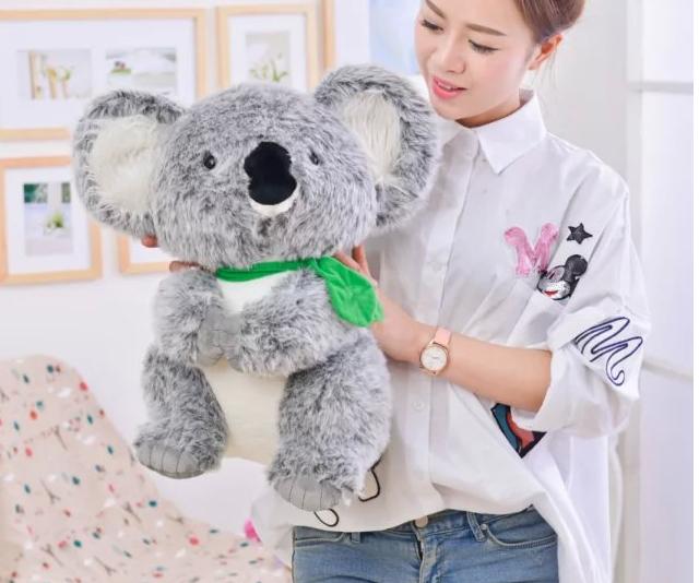 big plush koala toy high quality simulation koala doll gift doll about 45cm<br><br>Aliexpress