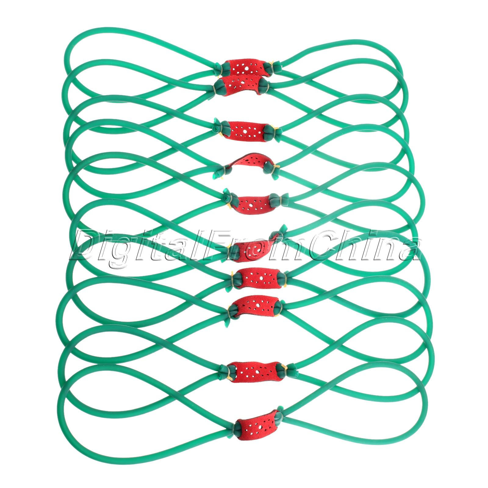 Outdoor Hunting Sport Accessories Natural Latex Rubber Slingshots Band Tube for Catapult 3060 Strong Powerful Elastic Estilingue(China (Mainland))