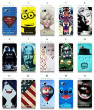 15designs new arrival hybird retail despicable me stitch star wars white hard cover cases for Lenovo A788T free shipping