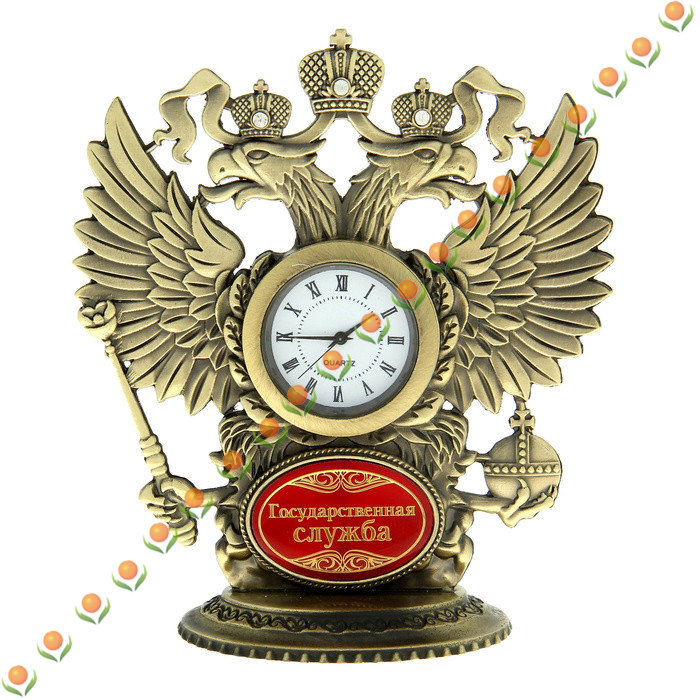 Free shipping! Retro desk clocks, vintage arts and craft, Antique home & garden & Bedroom decor. Russian medal souvenir men gift(China (Mainland))