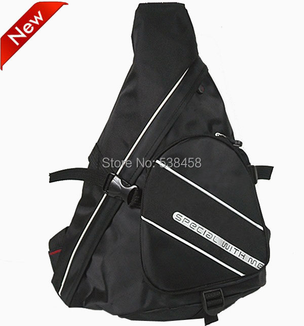 Brand Sling Chest Backpack Tactical One Single Shoulder Messenger School Book Bag Mens Waterproof Cycling Bicycle Sport Bags (China (Mainland))