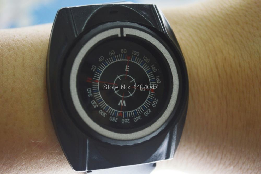 Compass Watch Strap Wrist Watch Style Compass