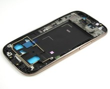 Housing Metal Frame Front Bezel Cover For Samsung Galaxy S3 III i9300 (China (Mainland))