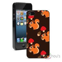 corns Squirrels Pattern Protector back skins mobile cellphone cases for iphone 4/4s 5/5s 5c SE 6/6s plus ipod touch 4/5/6