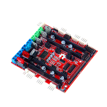 3D printer Expansion board RAMPS-FD shield 3D print Ramps 1.4 Control board 32bit CortexM3 ARM Ramps1.4 Improved version(China (Mainland))