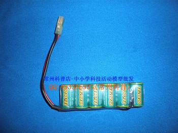 Teaching instruments and equipment Electric touring car drift car high capacity battery 7.2v 1600mah cars