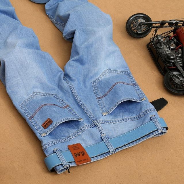2016 мужские джинсы Модного Бренда Джинсы Большие продажи Весна лето джинсы Мода ...