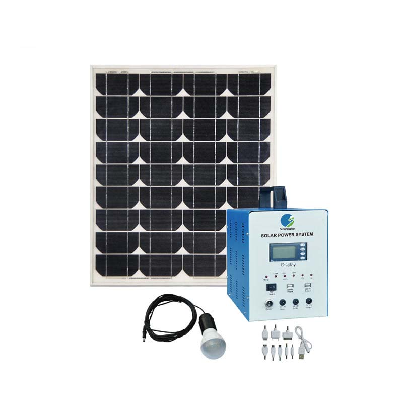 New Arival MIni Off Grid Solar Power System 30W 18V  Solar Controller PWM 3A Solar Kit For Home SF033<br><br>Aliexpress