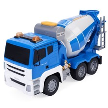 1/18 5CH Remote Control RC Concrete Mixer Truck Kids Large Toy Gift New Deliver from USA(China (Mainland))