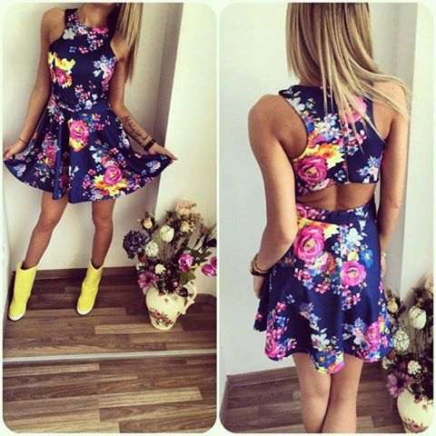 женское-платье-fashion-top-2015-o-woemen-summer-dresses