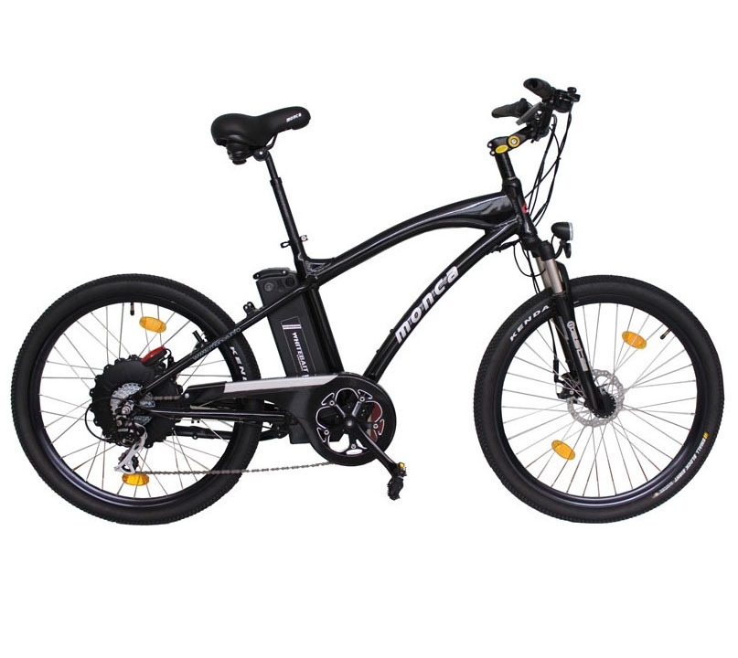 Hot Sell Electric Bicycle with High Quality/Mountain E-bike for Cyclists(China (Mainland))
