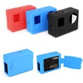 Gopro Case silicone Rubber protective frame dustproof cover Housing for Gopro hero 3 3 Camera Accessories