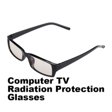 PC TV Eye Strain Protection Glasses Vision Radiation Computer Glasses Fate