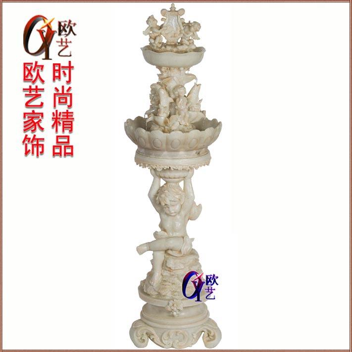 Здесь можно купить  Continental imitation marble water fountain humidifier fountain fresh garden flowers craft Oxygen Bar  Обувь