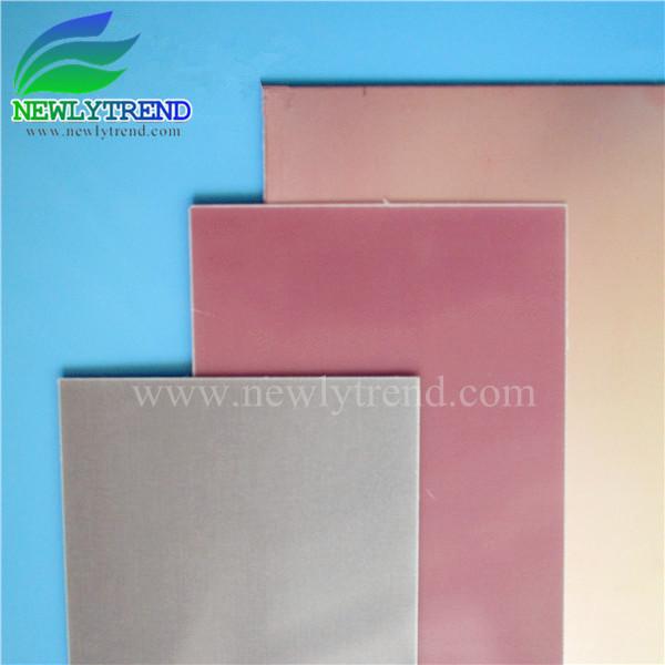 FR-4 Epoxy Glass Cloth Copper Clad Laminate(China (Mainland))