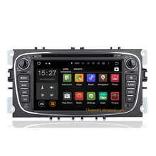 Buy 2G+16G Capacitive Screen Android 6.0 Car DVD Player For Ford Mondeo S-Max C-Max Focus II With Wifi GPS Navigation BT Radio Map for $227.00 in AliExpress store