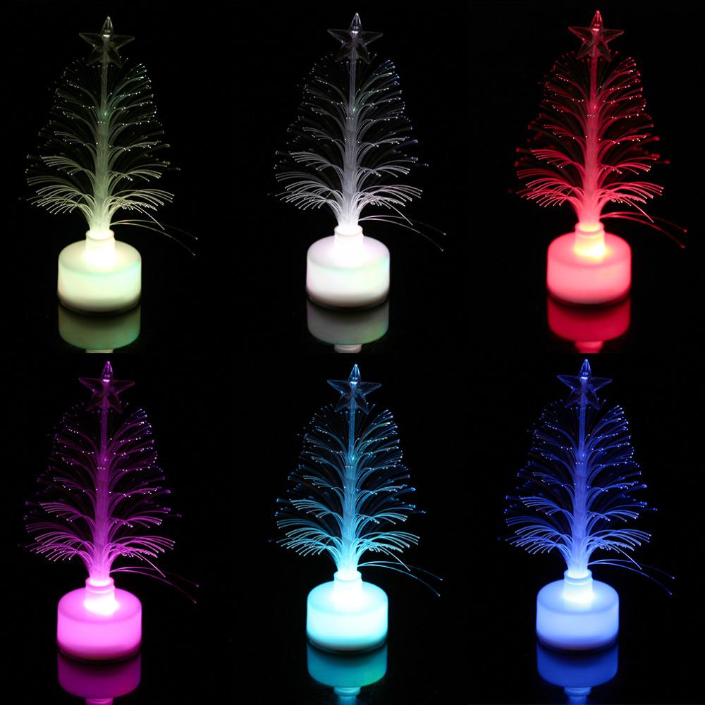 Online kopen Wholesale fiber light christmas trees uit China fiber ...