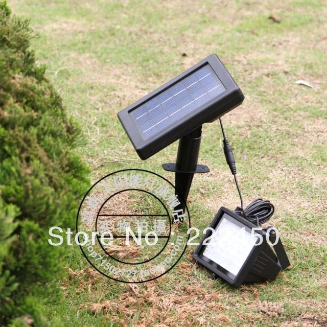Free shipping !  38LED Solar Floodlight / Solar Spotlights / solar lights / lighting<br><br>Aliexpress