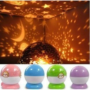 Brand Dream Twilight Rotating Projection Luminous Lamp Nice Gift - Hong Kong Westline International Trade Co., Ltd. store