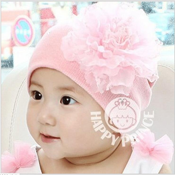 2015 Lovely Pattern Baby Hat Winter Knitted Cap For child kids baby beanies Cotton Infants Hat Freeshipping(China (Mainland))