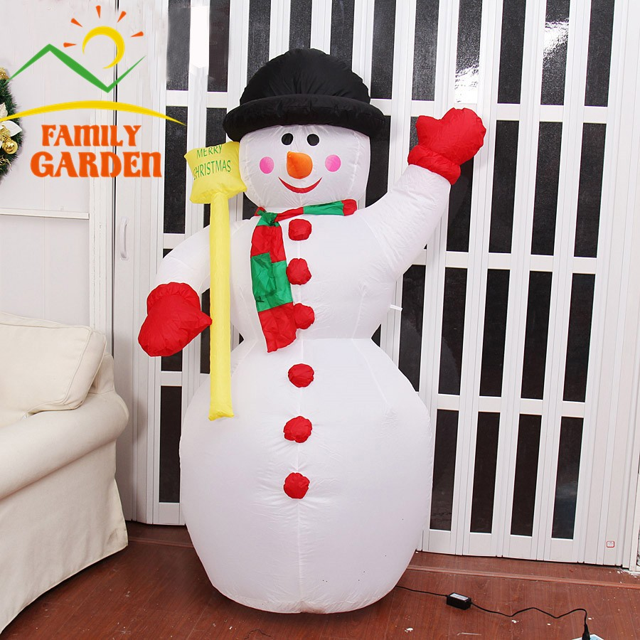best wholesale inflatable snowman yard christmas holiday garden outdoor airblown decoration. Black Bedroom Furniture Sets. Home Design Ideas