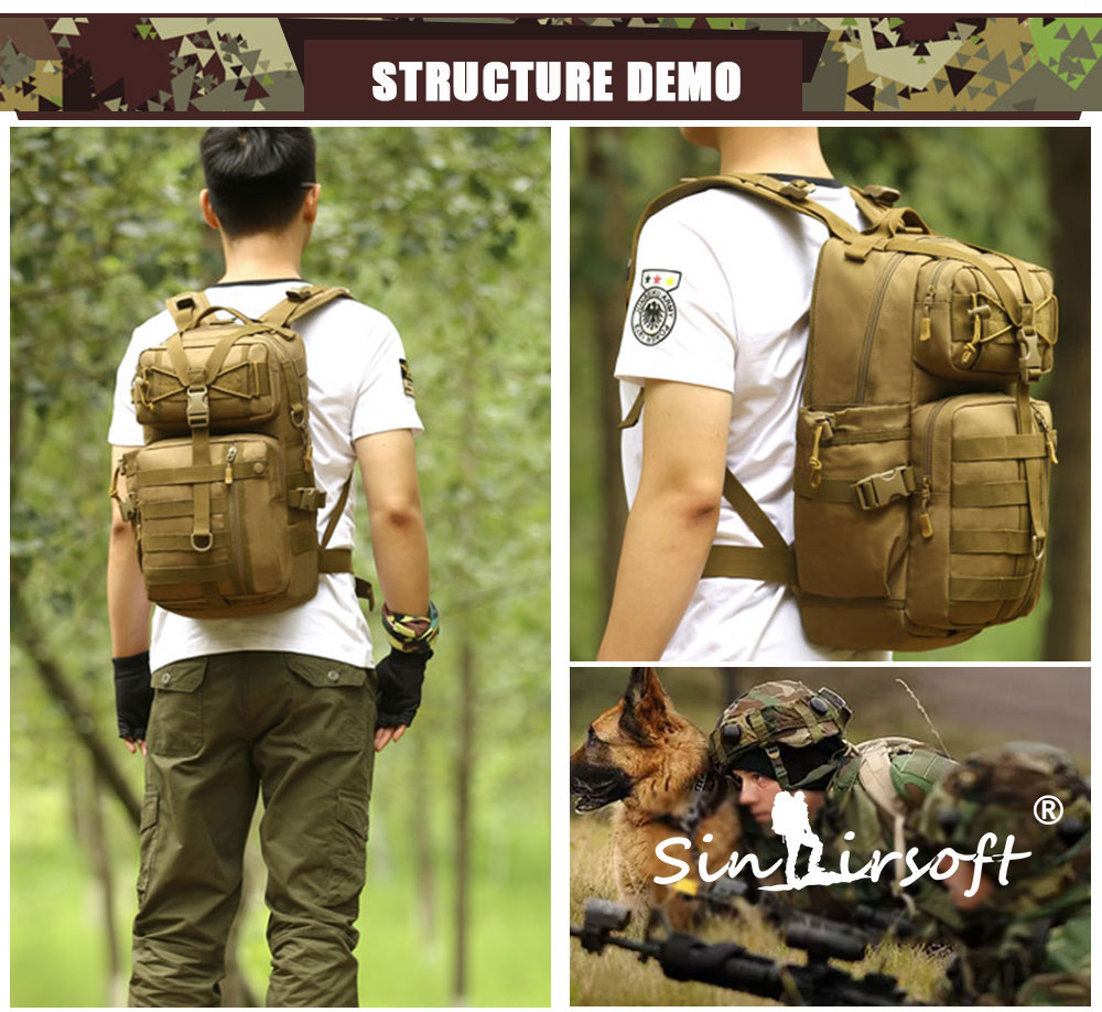 HTB1FejpQFXXXXcqXVXXq6xXFXXXG - SINAIRSOFT Outdoor Tactical Backpack 900D Waterproof Army Shoulder Military hunting camping Multi-purpose Molle Sport Bag LY0057